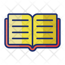 Education Study Reading Icon