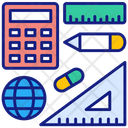 Education Learning Pencil Icon