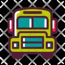 Education School Bus Icon