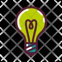 Education Lamp Idea Icon
