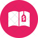 Education Cost Book Icon
