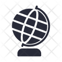 Education Globe Geography Icon