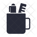 Education Case Mug Icon