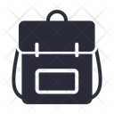 Education Bag School Icon