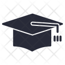 Education University Graduation Icon