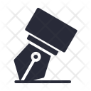 Education Pen Sign Icon