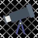 Education Astronomy Lens Icon