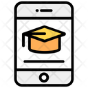 Education Application Mobile App Learning App Icon