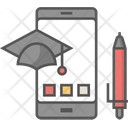 Academic Apps Digital Education Education Apps Icon