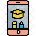 Apps School Learning Apps Icon
