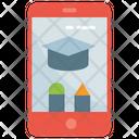 Apps Education School Icon