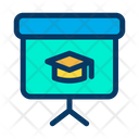 Education Blackboard Icon