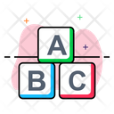 Education Cubes Icon