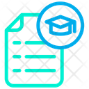 Education Document Icon