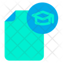 Education Document Icon