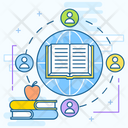 Education For All Learning Study Icon