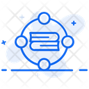 Education For All Social Learning Knowledge Icon