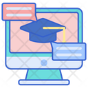 Education Forum Document Paper Icon