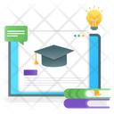 Education Forum Education Website Learning Site Icon