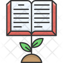 Education Growth Icon