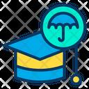 Education Insurance Icon