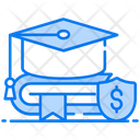 Education Insurance Student Insurance Tuition Insurance Icon