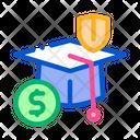 Education Insurance All Purpose Icon