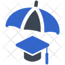 Education Insurance Insurance Protection Icon