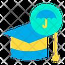 Education Education Insurance Insurance Icon