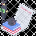 Education Loan Education Allowance Scholarship Loan Icon