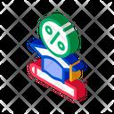 Balloon Business Calculator Icon