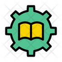 Education Management Book Study Icon