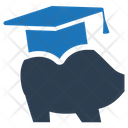 Education savings Icon