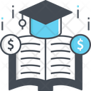 Education System Online Education Global Education Icon