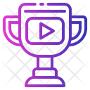 Education Trophy Icon