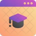 Education Website Icon