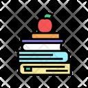 Educational Books Apple Icon