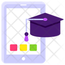 Educational App Mobile App Learning Application Icon