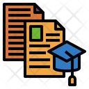 Educational background Icon