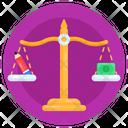 Study Balance Educational Balance Balance Scale Icon
