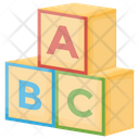Toy Blocks Building Bricks Building Blocks Icon