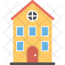 Educational Building Icon