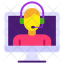 Educational Consultant Customer Services Customer Support Icon