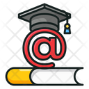 Educational Email Electronic Message Learning Mail Icon
