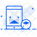 Educational Email Mobile Mail Electronic Mail Icon