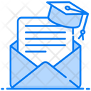 Educational Email Student Email Correspondence Icon