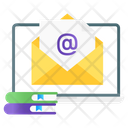 Educational Email Learning Email Training Email Icon