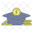 Educational Funds Education Grant Scholarship Icon