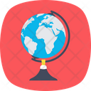 Educational Globe Icon