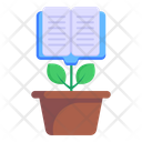 Educational Growth Icon